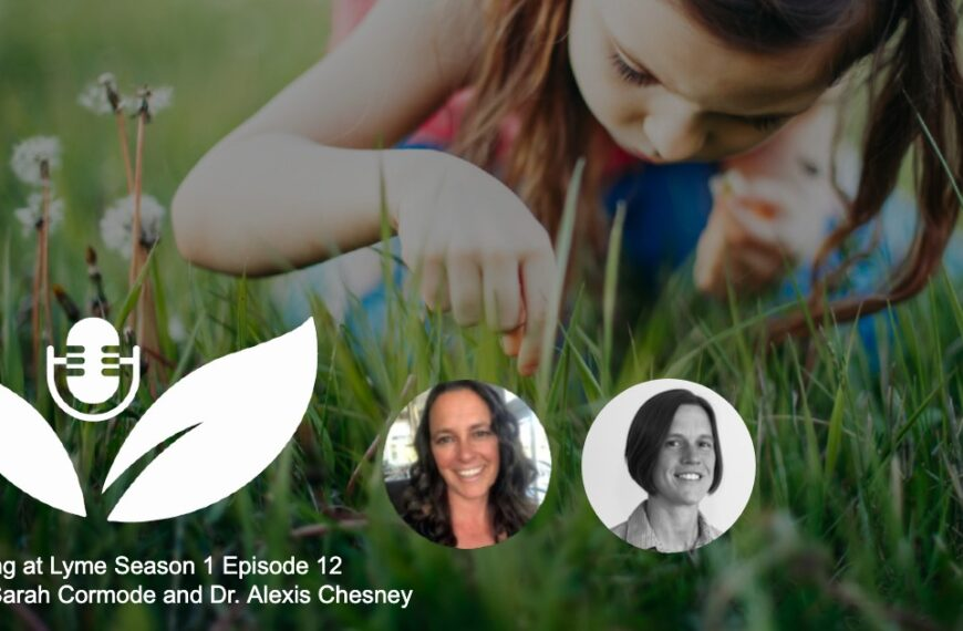 S1 E12: The importance of prevention and adequate early treatment of Lyme disease