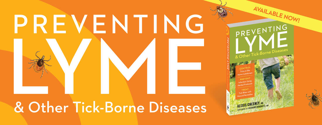 Preventing Lyme and other Tick-Borne diseases.