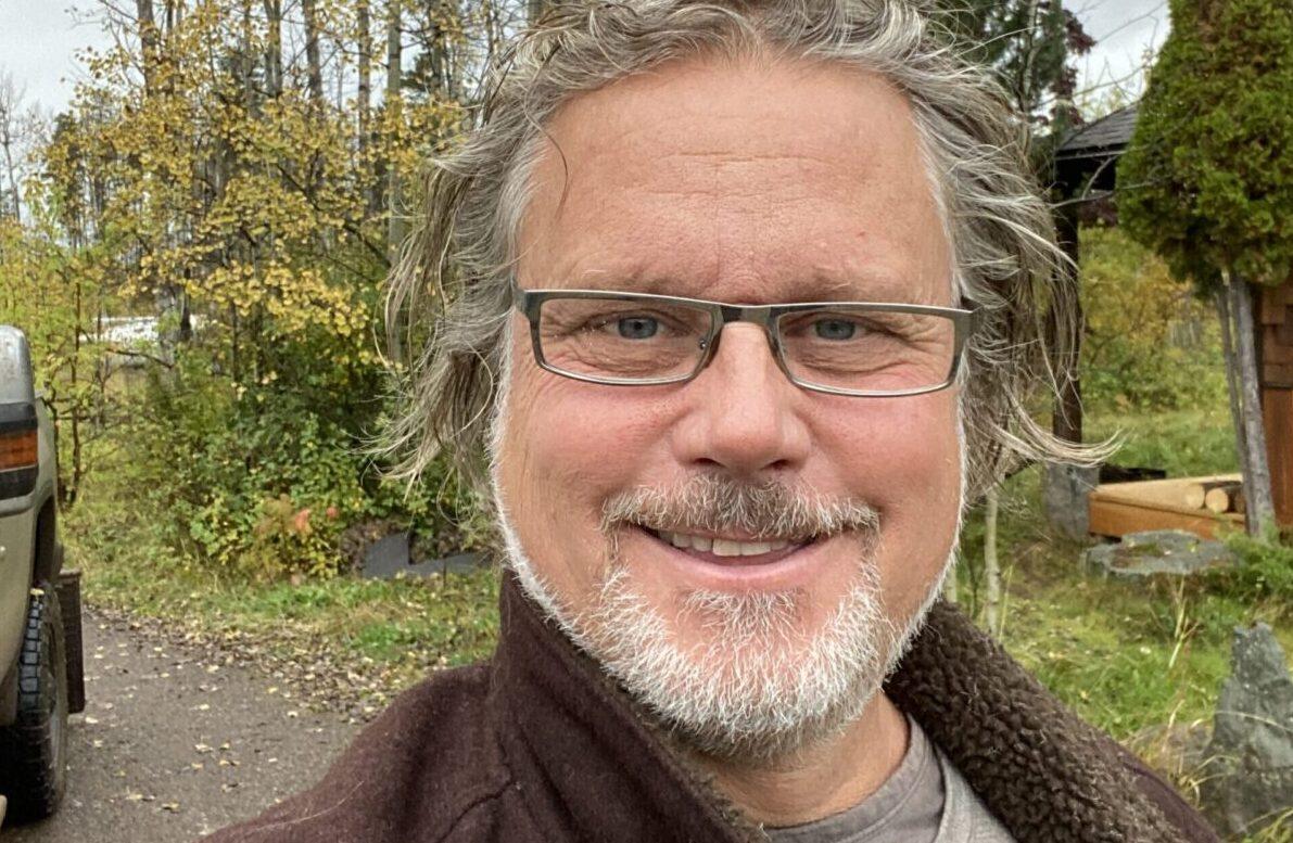 A close up of Tim Tchida.