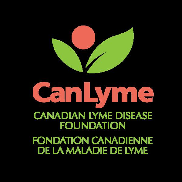 Canadian Lyme Disease Foundation logo.