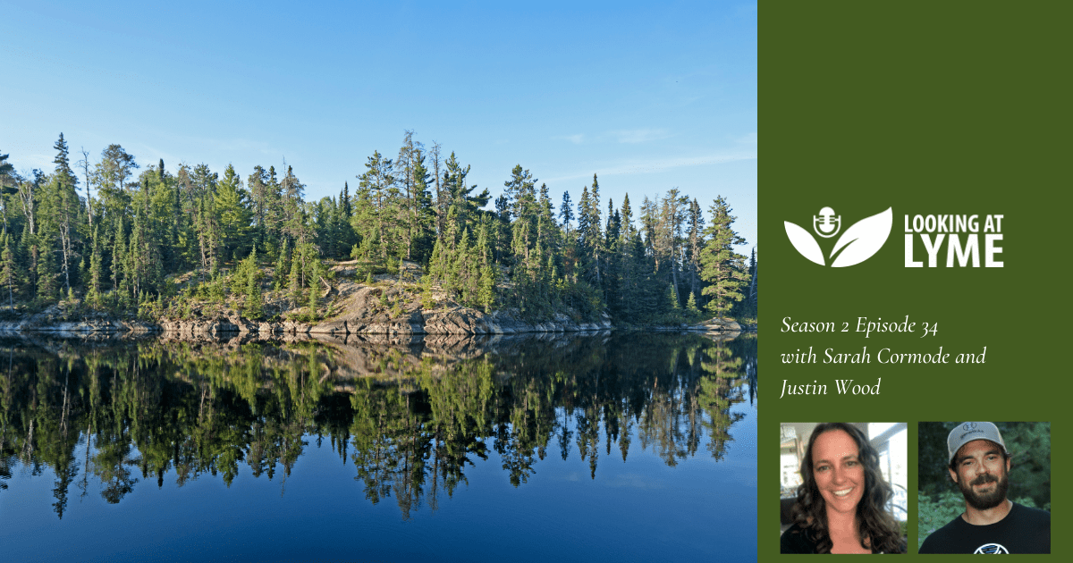 34. Mapping ticks in Canada with Justin Wood