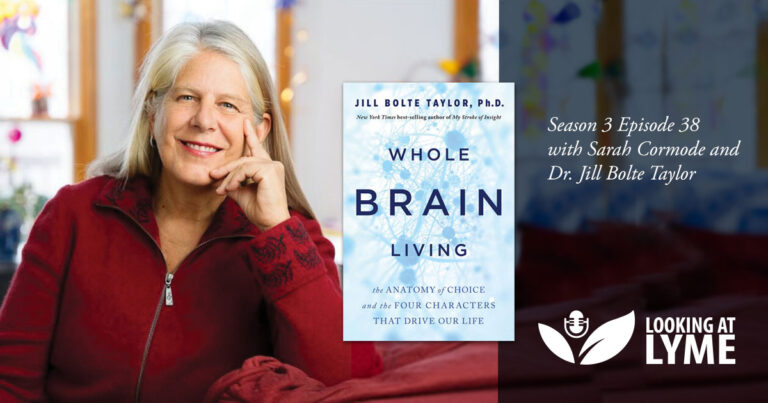 38. Dr. Jill Bolte Taylor on the beauty and resilience of the brain